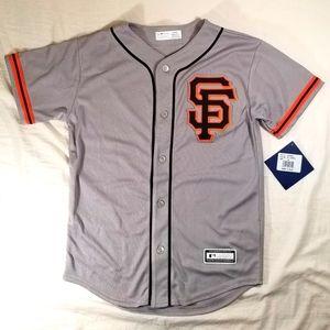 San Francisco Giants Genuine Merchandis Jersey